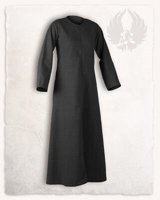 Alina Unterkleid schwarz MLARP Mittelalter (2-E1102 mitte)