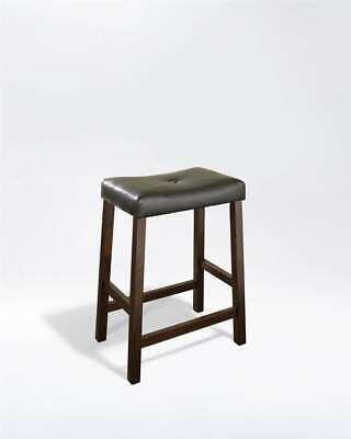 Crosley Upholstered Saddle Seat 24