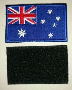 AUS SELLER NEW AUSTRALIA AUSTRALIAN ARMY MORALE TACTICAL PATCH VELCRO BADGE HOOK