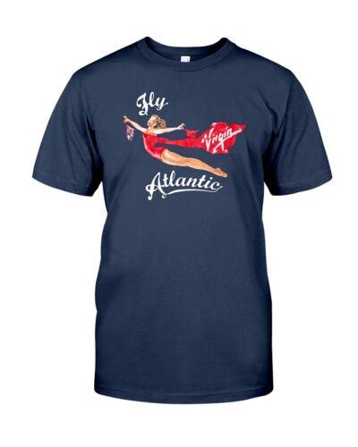 virgin atlantic shirt