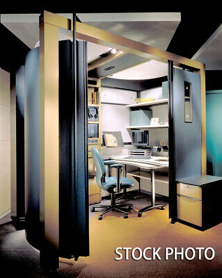 The Steelcase Personal Harbor Work Space Cubicle