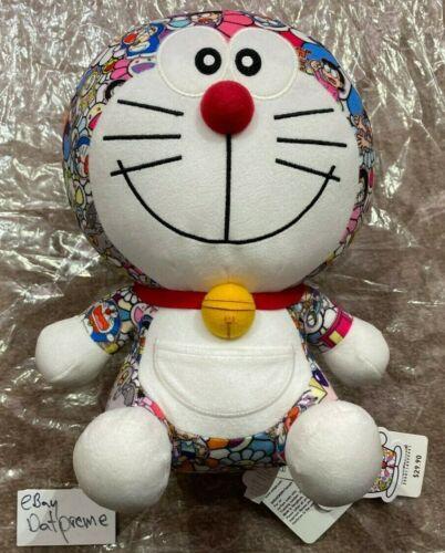 UNIQLO Takashi Murakami  Doraemon Plush Toy Kaws AUTHENTIC NEW