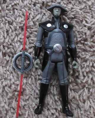 Inquisitor Star Wars Rebels (STAR WARS FIFTH BROTHER INQUISITOR REBELS RARE 3.75
