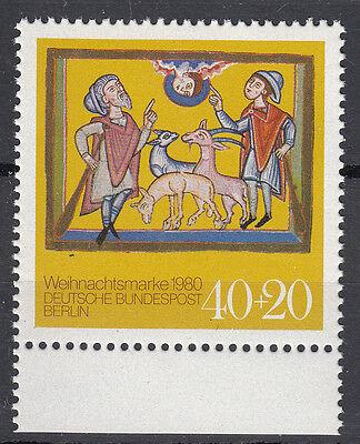 Berlin 1980 Mi. Nr. 633 Postfrisch mit Rand (24312)