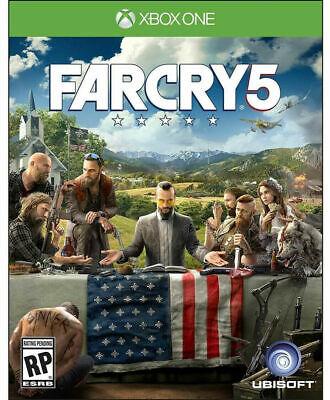 Far Cry 5  Xbox One comprar usado  Enviando para Brazil