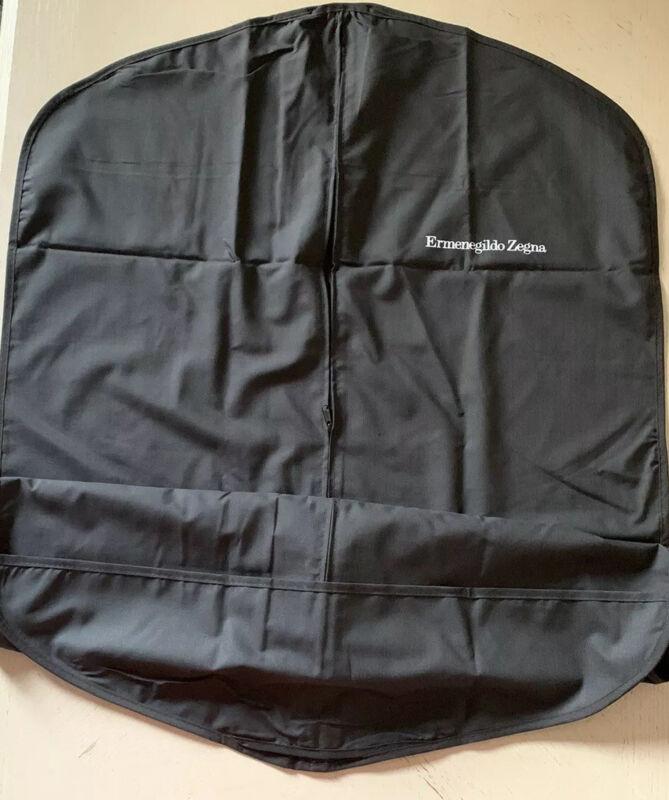 Brand New Ermenegildo Zegna Garment (Suit) Dark Brown Bag