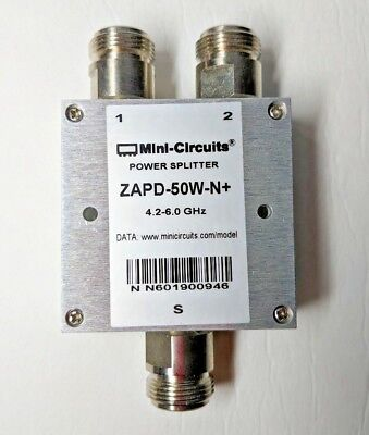 Mini-Circuits 15542 ZB8PD-4 S Splitters Power Splitter