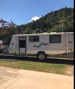 Coromal 511  off road pop top caravan Tully Cassowary Coast Preview