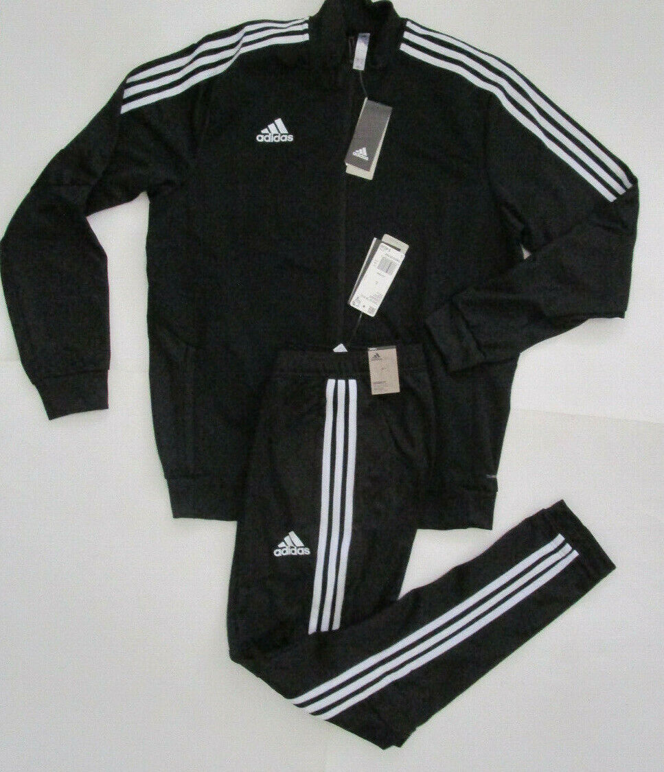 Adidas Men's Tiro 19 Track Suit, New Jacket Pant Combo Sweat