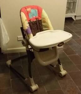Fisher Price High Chair Ormond Glen Eira Area Preview