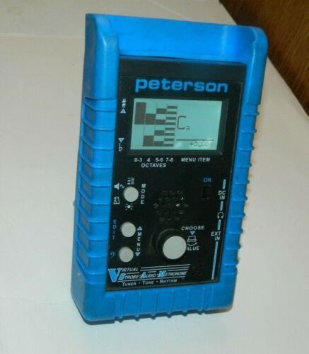 Peterson StroboPlus V-SAM Virtual Strobe Tuner