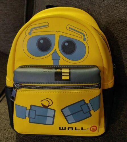 WALL-E DISNEY / PIXAR MINI BACKPACK BY LOUNGEFLY