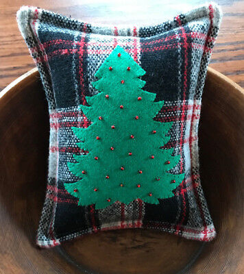 kits; peaceful little Christmas tree bowl filler/ornie/home decor