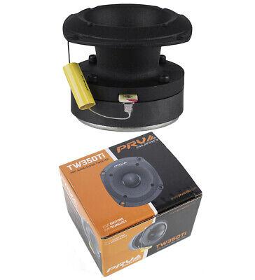 2x PRV Audio TW700Ti Titanium Bullet Pro or Car Super Tweeter TW700 8 Ohms 960W