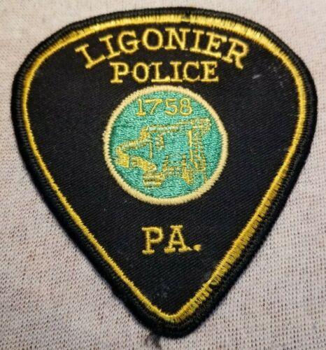 PA Ligonier Pennsylvania Police Patch