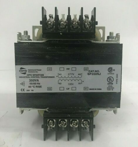 Hammond Power Solutions Industrial Control Transformer SP350NJ