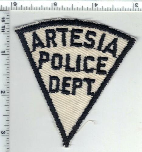 Artesia Police (New Mexico) 1st issue Shoulder Patch