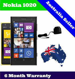 ~ NEW ~ Nokia 1020 Mobile Cell Phone 32GB Package | Unlocked | Mawson Lakes Salisbury Area Preview