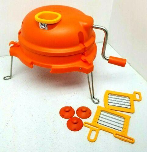 Dynamic Dynacube Vegetable Cutter #CL003 w optional Dynamic AC063 1/2 Grid Set