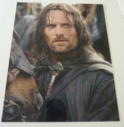 Vigo Mortensen Actor Sexy 8x10 Color Promo Photo