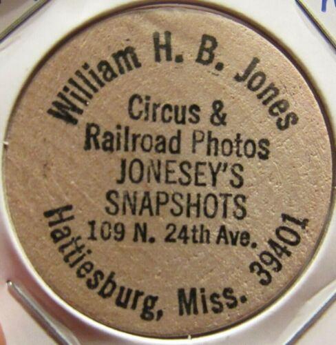 Vintage Jonesey
