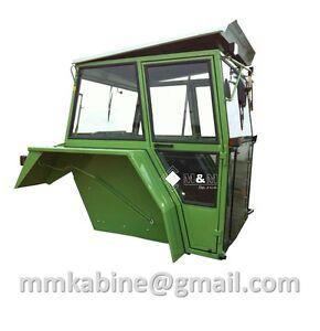 NEU Kabine für Traktor Traktorkabine für Fendt 106-108 Kabinen Schlepper Kabine