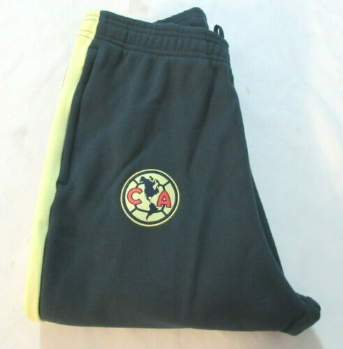 Nike Slim Fit Club America Soccer Men Pants M