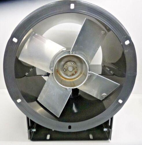 """New DAYTON 4C659 12"""" Tubeaxial Fan"""