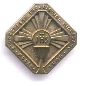 MODENA-2-CONGRESSO-EUCARISTICO-DIOCESANO-1948-SPILLA-RICORDO
