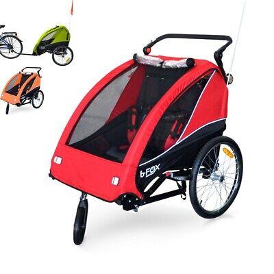 Remolque carro plegable de bici bicicleta para niños bebe silla sillita paseo y