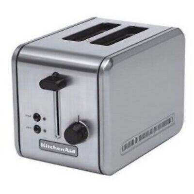 KitchenAid Stainless Steel KMTT200SS0 2-Slice Toaster BAGEL Heavy Duty Unit