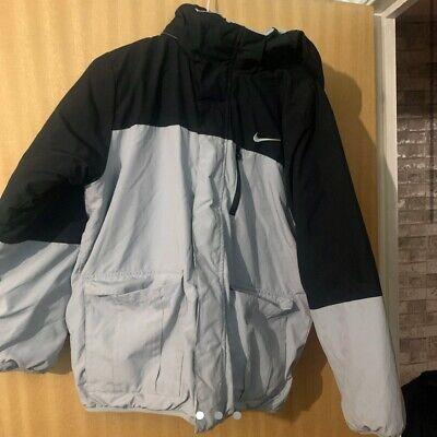 Vintage Nike Reversible Puffa Style Jacket Size XS/Age 14-15 Boys