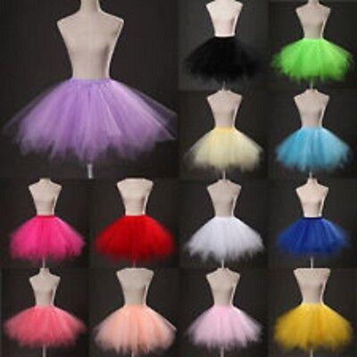 llenabschied Tütü Tüllrock Petticoat Ballett Tutu (Tüll-petticoat)