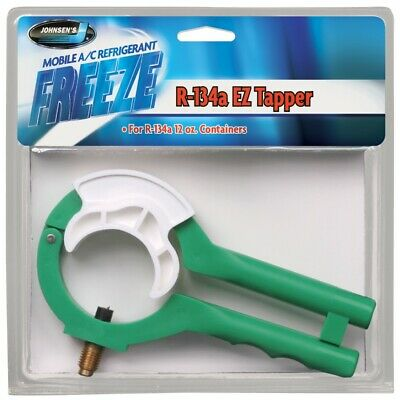 A/C Tool for service R134a Refrigerant Gas Freon Can tap tapper charge