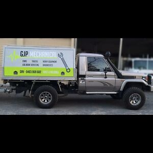 GJP MECHANICAL Mobile Mechanic FAST & RELIABLE Capalaba Brisbane South East Preview