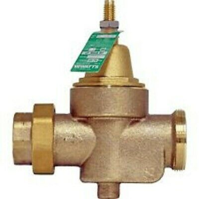Watts 34 Lfn55bm1-u 34 Water Pressure Reducing Valve