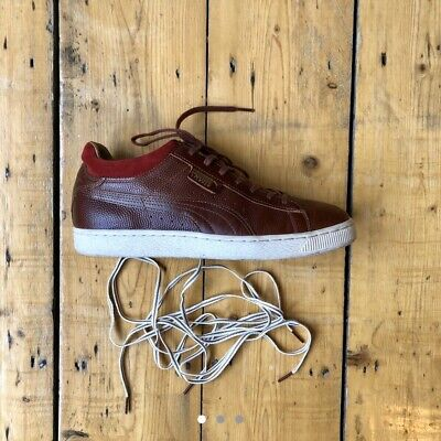 Puma Clyde Stepper UK 9 Used 8.5/10 Condition