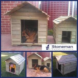 New Kennels. Held in stock. On display at Whiteheads Timber Ballarat Central Ballarat City Preview