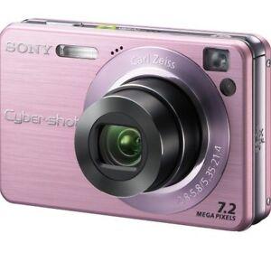 Sony Cybershot 7.2MP Digital Camera