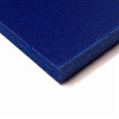 Dark Blue Sintra Pvc Foam Board Plastic Sheets 3mm 12 X 12