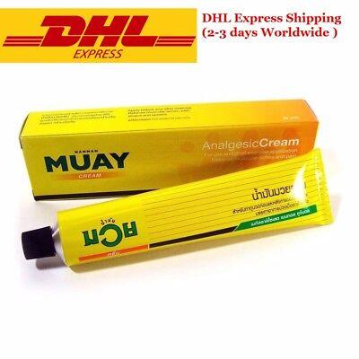 Namman Muay Cream 6x100G DHL Express Shipping 2-3 Days Worldwide !!!