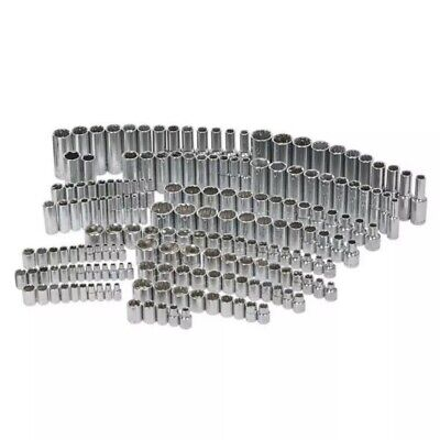 Ultimate 200-Piece Drive Socket Set Collection. BRAND NEW. HUSKY. PROFESSIONAL