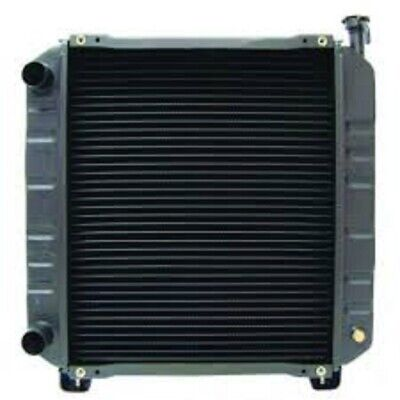 86402724 86401465 New Holland Case Ih Sub Compact Tractor Radiator