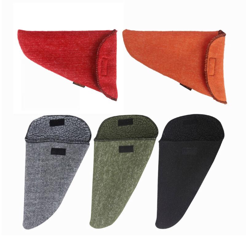 Tourbon Ruger Gun Sock Handgun Case Pistol Sack Sleeve Protective Cover 5 Colors