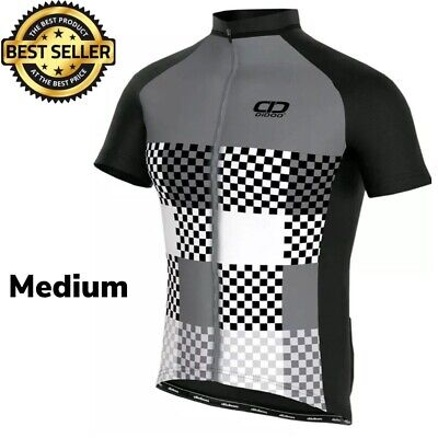 Zimco Cycling Bike Cycle Short Sleeve Jersey//Shirt Biking Yellow//Black 1057