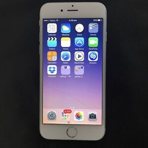 IPHONE 6, SILVER, UNLOCKED, 16GB Carine Stirling Area Preview