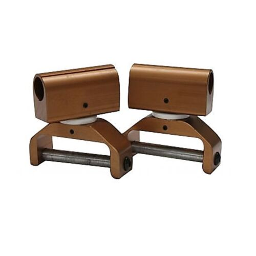 New Aluminum swivel stirrup turners in 2 different sizes