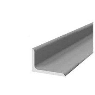 Alloy 6061 Aluminum Angle - 2 X 2 X .375 X 90