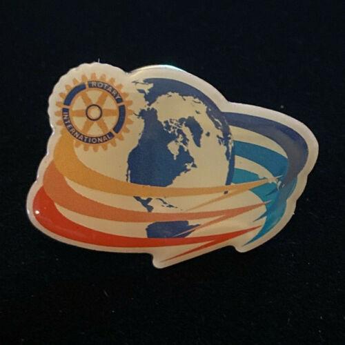 Rotary International Pin ROTARY SAVING HUMANITY 2016-17 Theme (R. Hampton)
