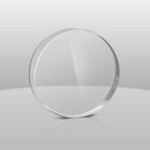 "Acrylic Plastic (Plexiglass) Circle - 1/8"" x 14"" - Clear"